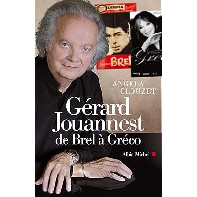 Gérard Jouannest de Brel à Gréco