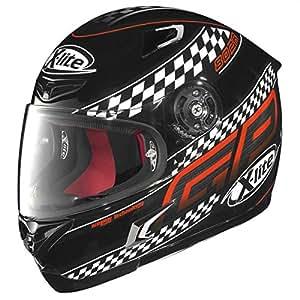 X-Lite x 802R runaway casque intégral Noir/Rouge L (59/60 cm)