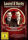 Laurel & Hardy - Slapstick Collection Vol.1 (Schlamm und Sand, Zwillinge, Stan im Zuchthaus, Alles geht schief, Königliche Schlacht, Der Hotelpage, Der Tagesausflug)