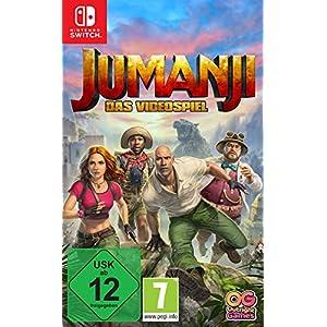 JUMANJI: Das Videospiel – [Nintendo Switch]