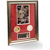Queen Limited Edition gerahmte Doppel Münze Display Freddie Mercury