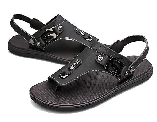 Angleterre cuir flip Men 's flops sandales 2