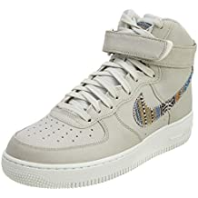 Zapatillas Nike Air Force 1 High 07 LV8 para hombre Hueso claro / hueso claro 806403-005 (9.5 D (M) US)