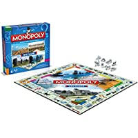 Winning Moves - 0155 - Jeu De Société - Monopoly - Bretagne 2014