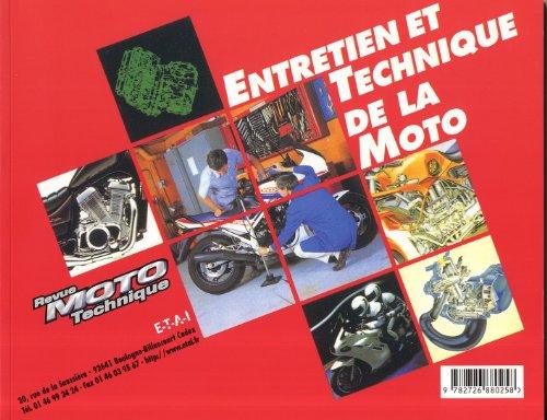 Entretien et technique de la moto
