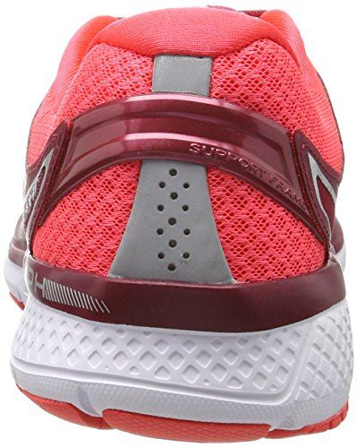 Saucony Triumph ISO 3, Scarpe Running Donna Rosa (Berry/coral)