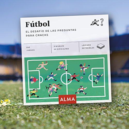 Fútbol. El desafío de las preguntas (Cuadrados de diversión) por Anders Producciones