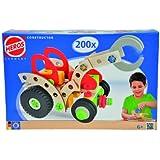 Heros - Juego de construcción para niños de 200 piezas