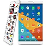 Lusso Liv Teclast P80 4G , 1GB+16GB, 4G Phone Call, 8. 0 Inch Android 5. 1, MT8735 Quad Core 1. 3GHz, WiFi, GPS, BT, OTG(White)