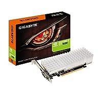 gigabyte GeForce GT 1030gv-n1030sl-2gl صامت مظهر جانبي منخفض 2جرام