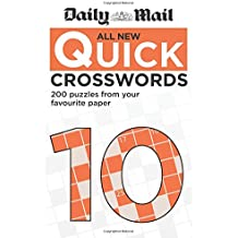 Daily Mail All New Quick Crosswords 10 (The Daily Mail Puzzle Books)