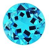 Star Gems 13.25 Ratti Certified Natural Blue Topaz Stone...