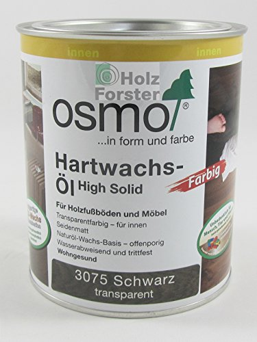"Osmo-Hartwachsöl""""Farbig"""" 3075 0,750 L"