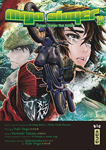 Ninja Slayer Edition simple Tome 12