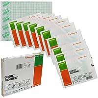 Full Box 12cm x 12cm OpSite Flexigrid Wundverband wasserabweisend Wunden Burns Film–10Kompressen preisvergleich bei billige-tabletten.eu