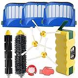 4500mAh Ni-MH Akku für iRobot Roomba + Brush Kit für iRobot Roomba 600 Serie- von Horleora