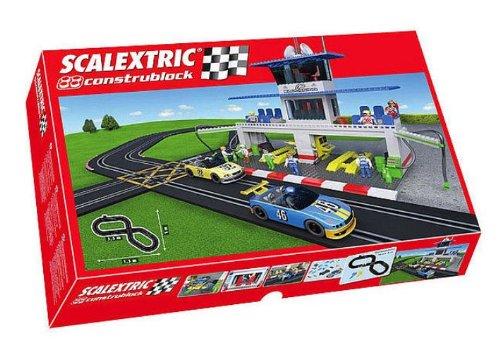 Scalextric Tecnitoys Juguetes C10013S500 - Circuito