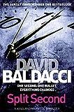Split Second (King & Maxwell 1) by David Baldacci