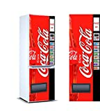 Oedim Stickers Autocollants Frigo Distributeur Automatique de cola Mesure 185 x 70 cm| Vinyle Adhésif Résistant et Facile d'appliquer |Étiquette Adhésive Décorative D'une Conception Élégante|