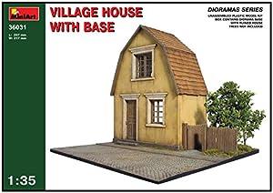 MiniArt - Maqueta de Edificio Escala 1:35 (MIN36031)