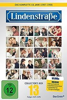 Die Lindenstraße - Das dreizehnte Jahr (Folgen 625-676) (Collector's Box, 10 DVDs)