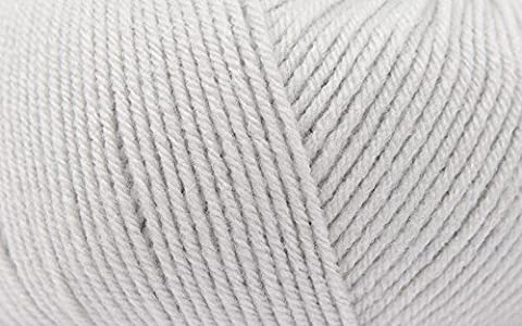 Rico Baby Classic dk fil à tricoter main–31Gris clair