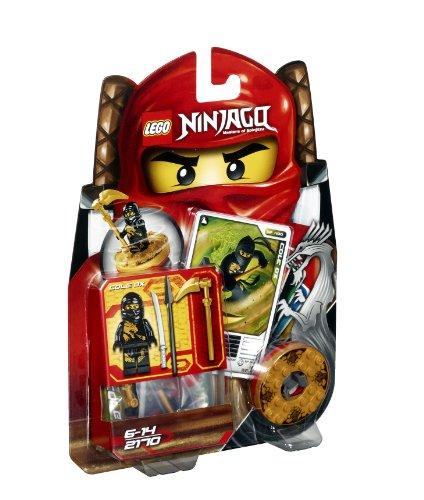 LEGO Ninjago 2170 - Cole DX Lego-ninjago Spinners 2011