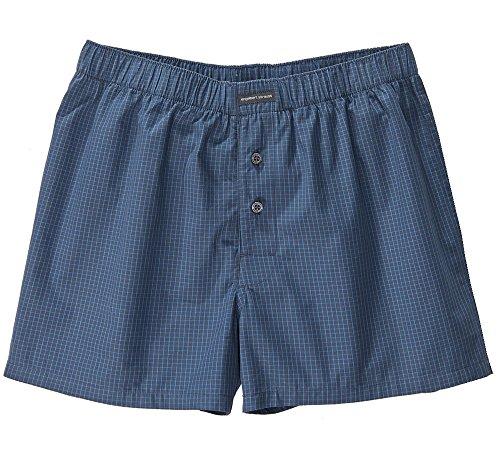 Engelbert Strauss Boxer Shorts, 2er Pack weiß/pazifik+pazifik/kobalt