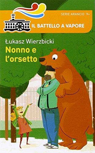 Nonno e l'orsetto
