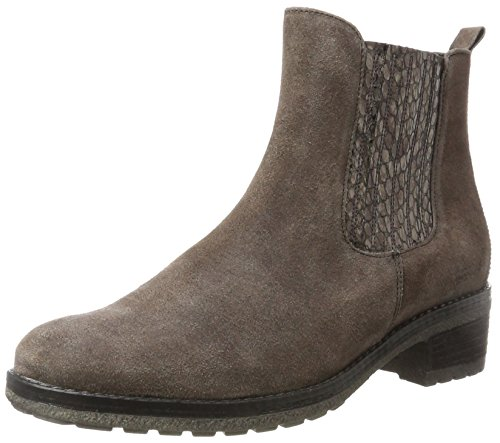 Gabor Shoes Damen Fashion Stiefel, Braun (12 Fango/Anthrazit), 37.5 EU (Womens 12)