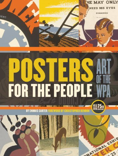 Posters for the People: Art of the WPA 50 Postcards