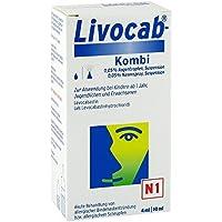 LIVOCAB Kombip.4 ml Augentr.+10 ml Nasenspray 1 St Kombipackung preisvergleich bei billige-tabletten.eu
