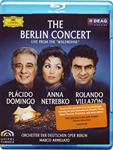 The Berlin Concert [Blu-ray] [2008]