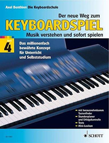 Der neue Weg zum Keyboardspiel, 6 Bde., Bd.4