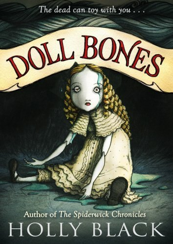 Doll Bones by Holly Black (2013-05-09)