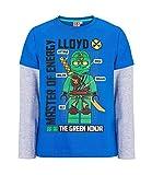 LEGO NINJAGO Jungen T-Shirt 2290, Blau (Royal Blue) , 8 Jahre (Herstellergröße :128)
