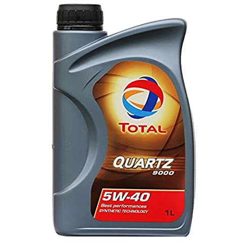 TOTAL quartz 9000 SAE 5W-40 Motoröl,