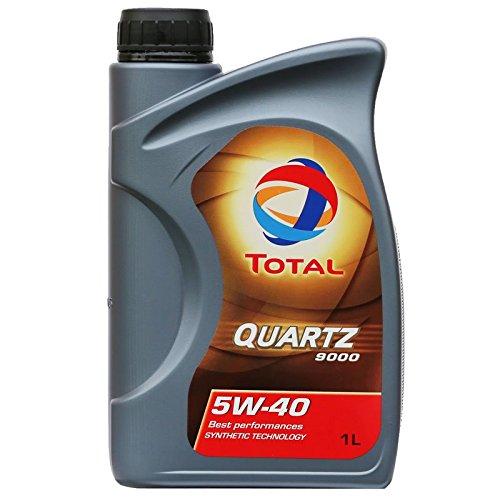 TOTAL quartz 9000 SAE 5W-40 Motoröl, 1L