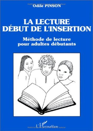 La Lecture, début de l'insertion