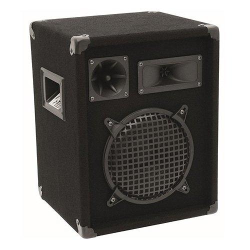 Omnitronic 11037055 DX-822 Lautsprecher (3-Wege, 300 Watt)