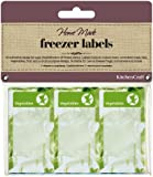 Kitchen Craft Home Made Assorted Freezer Labels, Pack of 60