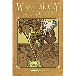 Winsor Mccay: V. 9: Early Works (Winsor Mccay: Early Works) (Winsor Mccay: Early Works Vol. 9)