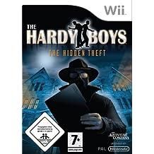Hardy boys the hidden theft