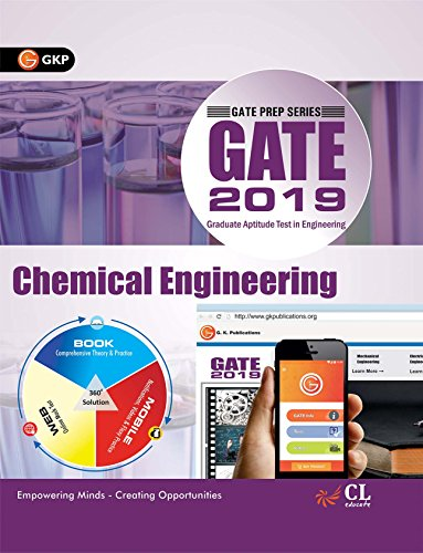 GATE Guide Chemical Engineering 2019