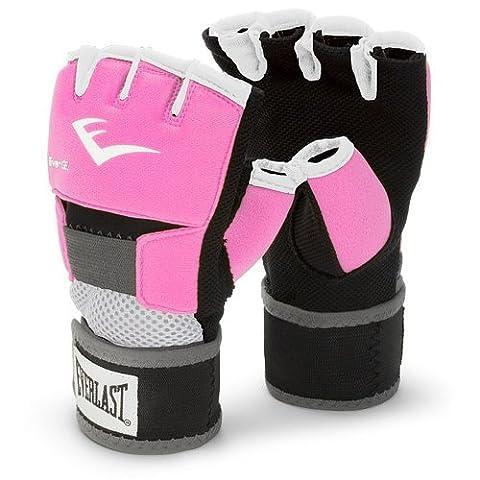 Everlast Evergel Hand Wrap Boxing Gloves - Pink,