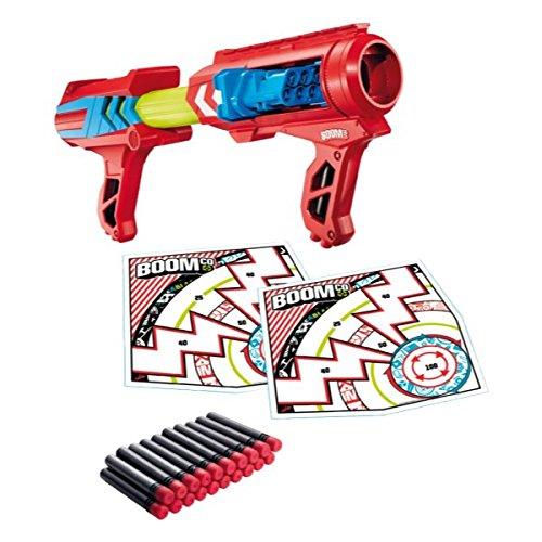 BOOMCO - Arma de Juguete, Mad Slammer (Mattel CFD43)