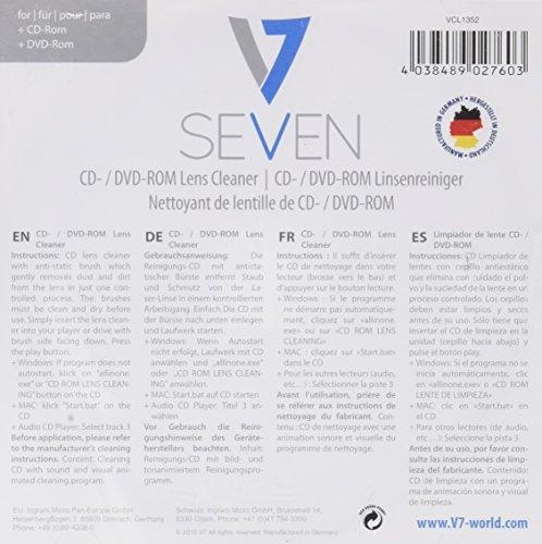 r Laserlinsen in DVD und CD Spieler Player Linsenreiniger (Dvd Cd Reinigungs-system)