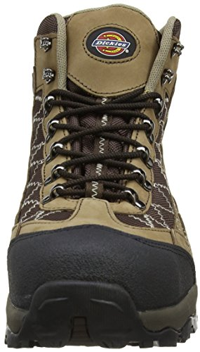 Dickies Gironde Boot, Chaussures de sécurité homme Marron - Brown/Black