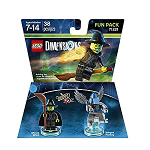 Wizard of Oz Wicked Witch Fun Pack – LEGO Dimensions by Warner Home Video – Games