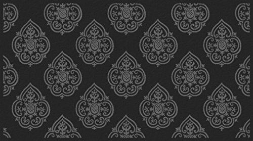 Classic Collection Teppich (Bavaria Home Style Collection -Flurläufer - Küchenläufer - classic ornament - Küchenmatte - Läufer - wachbar - 67 x 120 cm)
